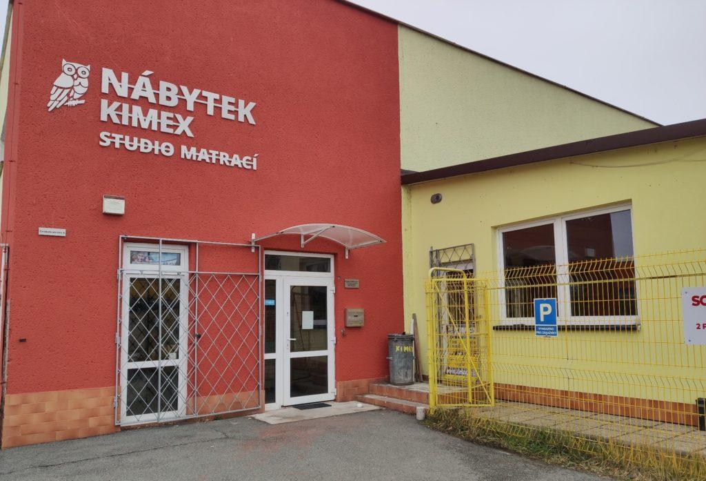 Nábytek Kimex, Studio matrací